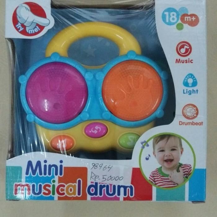 harga Mini musical drum / mainan drum kecil Tokopedia.com