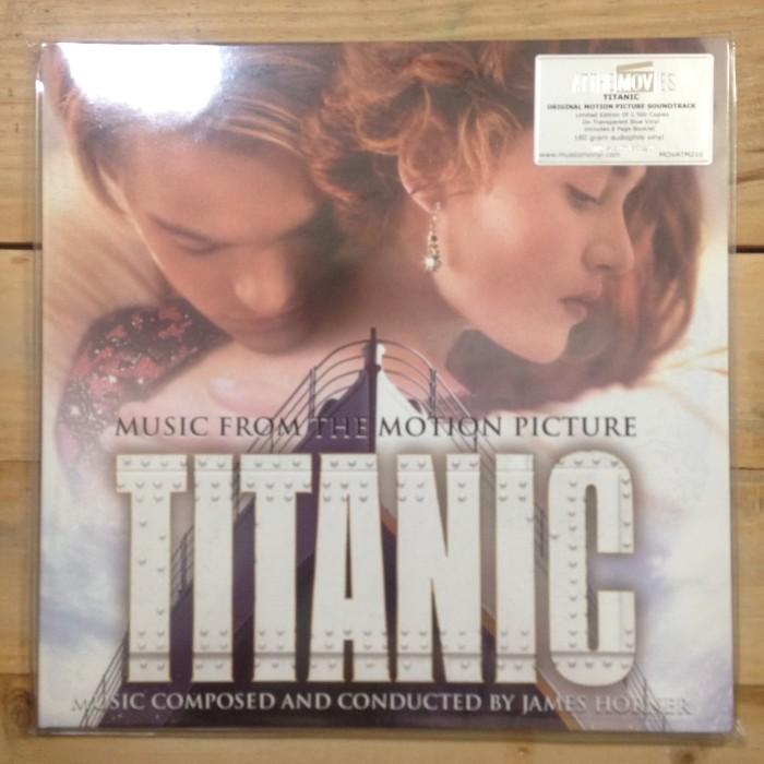 harga Vinyl james horner - titanic ost 2 x lp Tokopedia.com