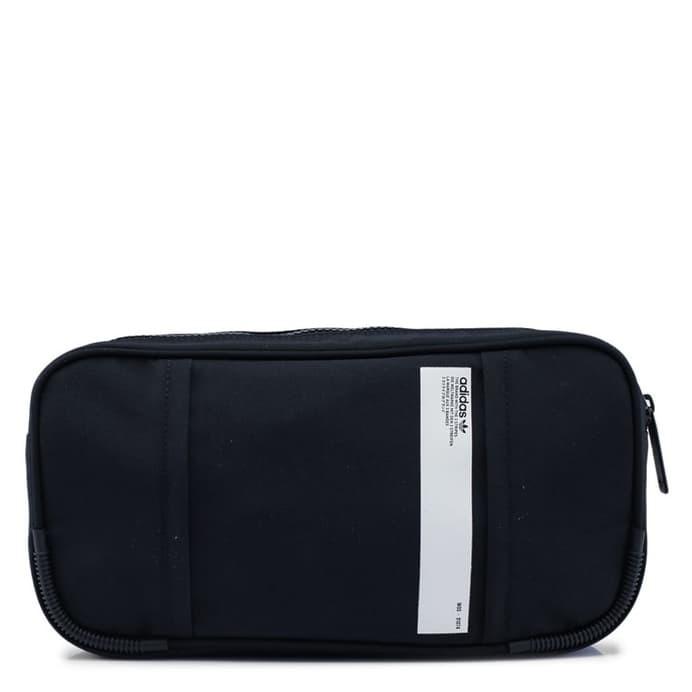 c466e5d646 Jual Adidas NMD waist bag Crossbody Bag Black Original BNWT - Kota ...