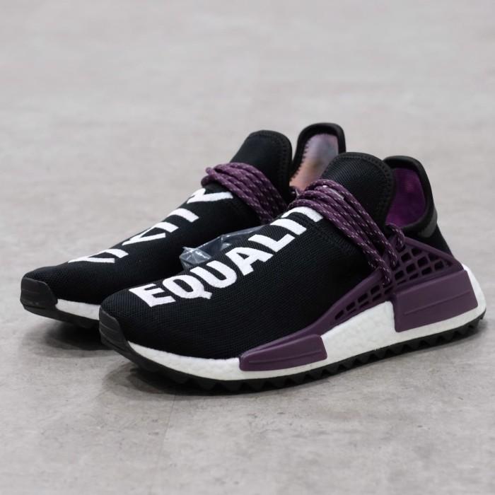 15bbbd9b8640b Jual Human Race Trail Holi Black - DKI Jakarta - Level Up Sneakers ...