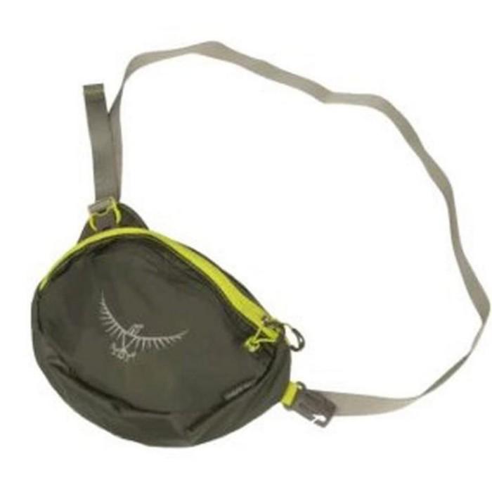 9e837a53bcef30 Osprey Grab bag - Osprey Ultralight Grab Bag Shadow grey - Grabba