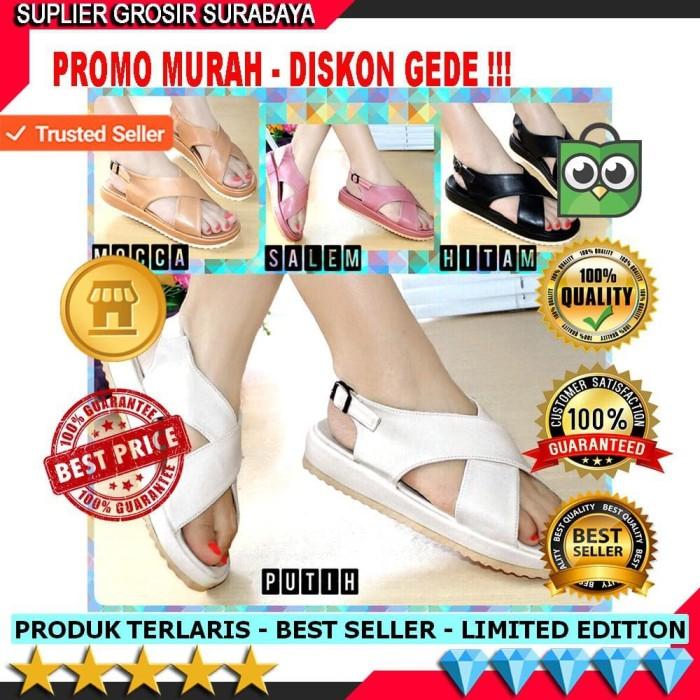 ... harga Sandal wanita sepatu sandal wanita sandal hush puppies sintetis  orgnal Tokopedia.com b2f2c7fc23