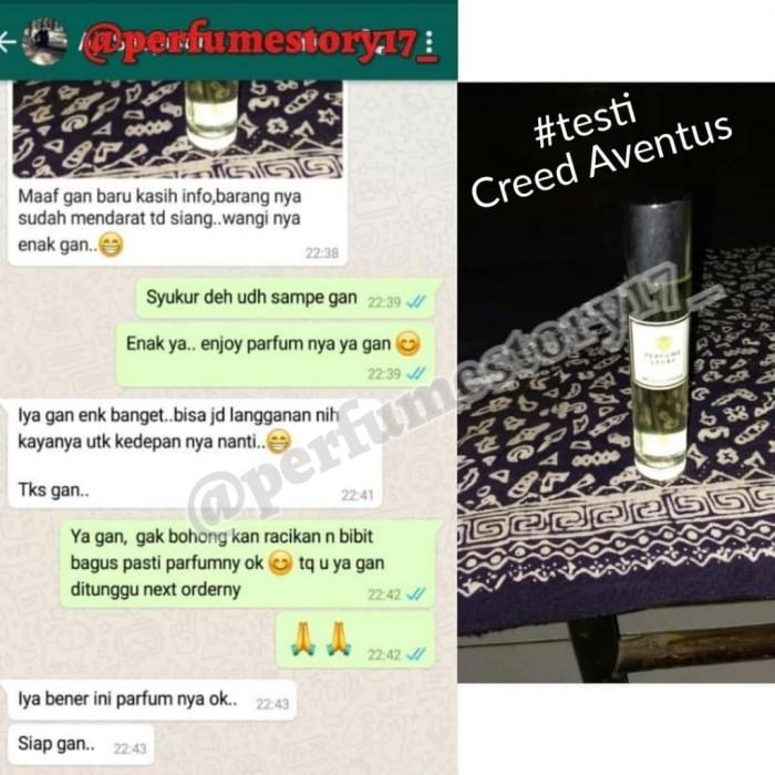 Jual Creed Aventus Men Refill 100ml Perfume Story Tokopedia