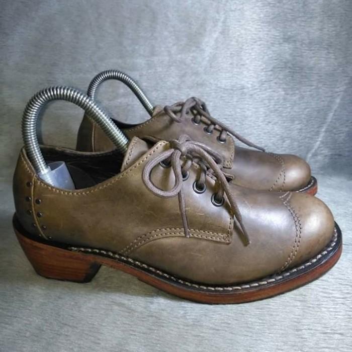 *Sepatu Boots Docmart Dr Martens pria wanita 8 lubang / hole KULIT, Olshop Fashion