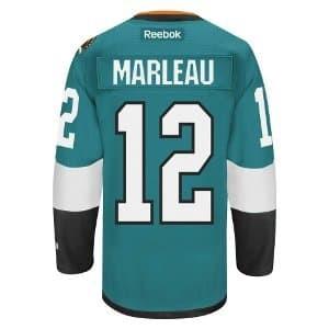 pretty nice 84f1f 6f76b Jual JERSEY NHL/REEBOK SAN JOSE SHARKS MARLEAU 100% ORIGINAL Limited - DKI  Jakarta - binekashop   Tokopedia
