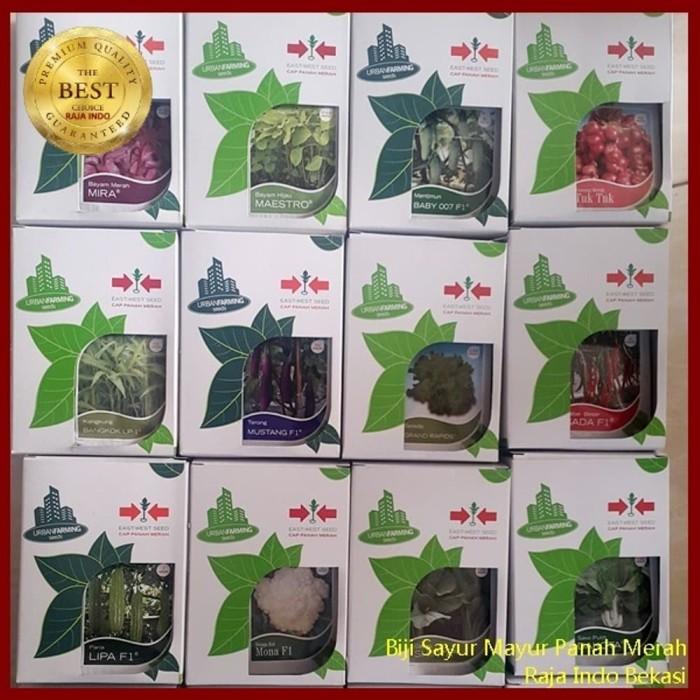 Sayuran Bibit. Source · Benih Kacang Panjang Parade Cap Panah Merah 100 .