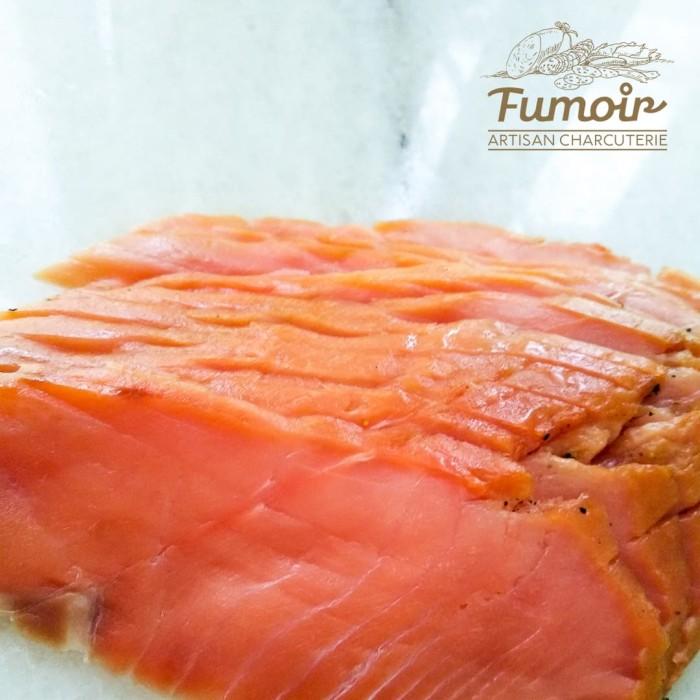 Foto Produk Smoked Wild Salmon 150g dari Fumoir