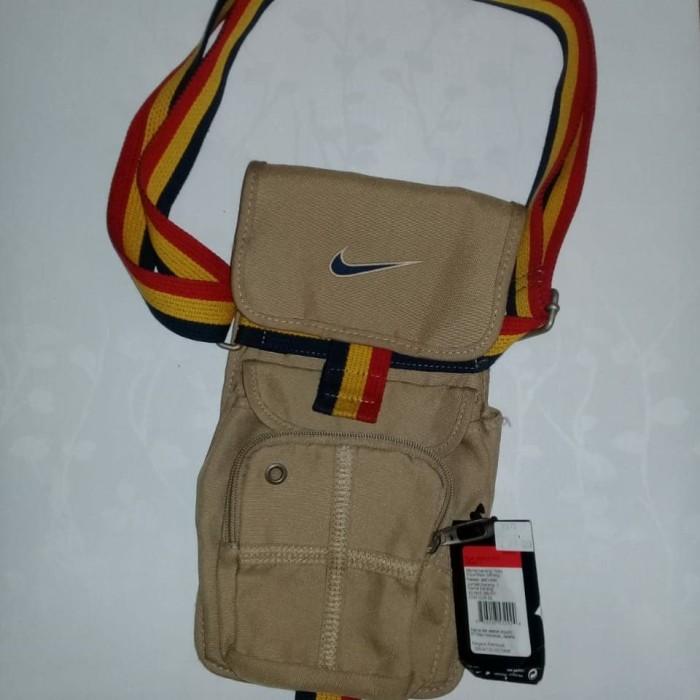 a9a836e3c52b Jual Tas Nike Selempang sling bag Original - tokotomy