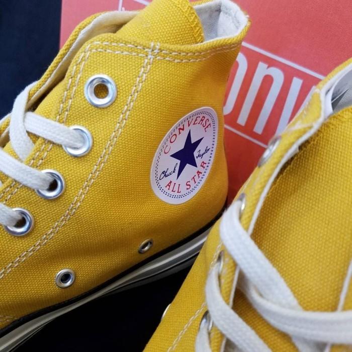 Jual Sepatu Converse All Star Chuck Taylor 70s High Sun Flower