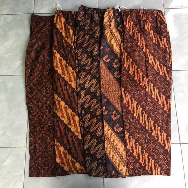 Jual Celana Batik Betawi Kolor Batik Celana Panjang Batik