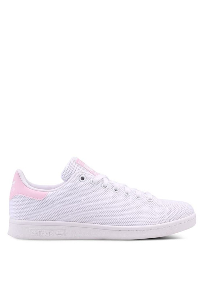 quality design 37413 80efa Jual Sepatu Originals Adidas Stan Smith - White/Wonder Pink - Kota Depok -  IYF Store | Tokopedia