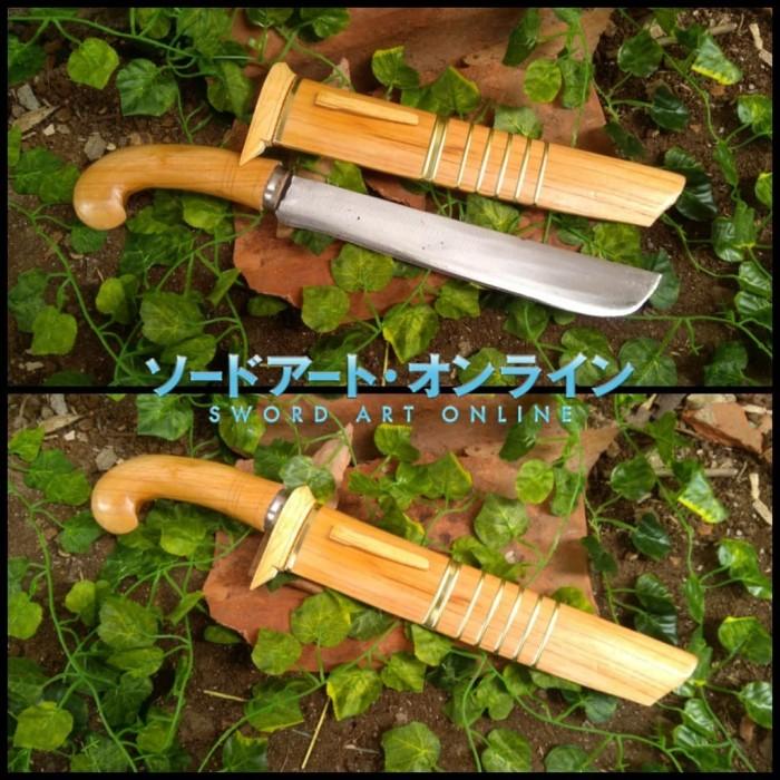 Foto Produk Golok Koneng, Golok Kerja, Golok, Pisau, Parang dari Sword Art Online