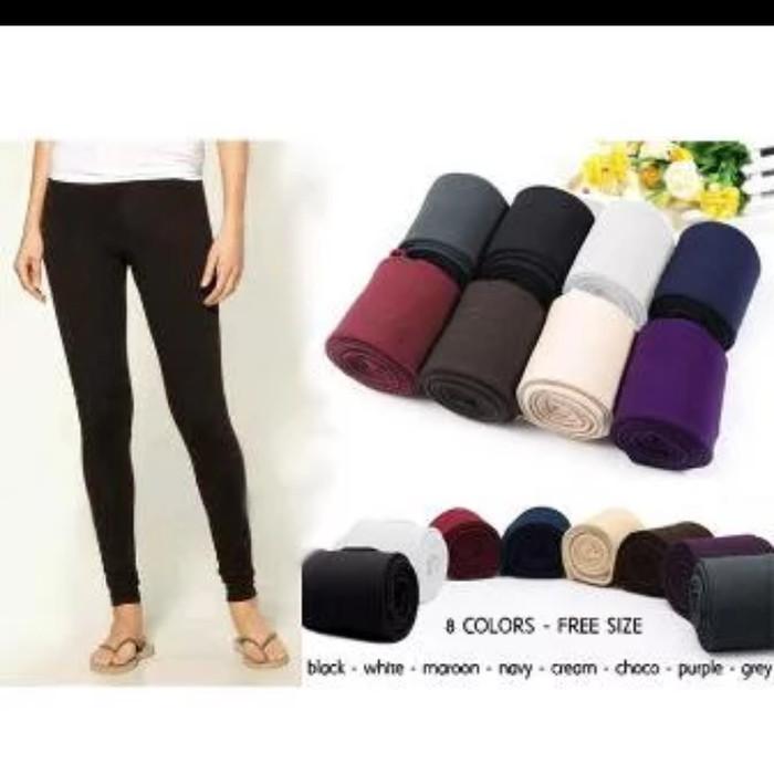 Jual Celana Legging Panjang Murah Kab Bogor Anjani Online Shopping Tokopedia
