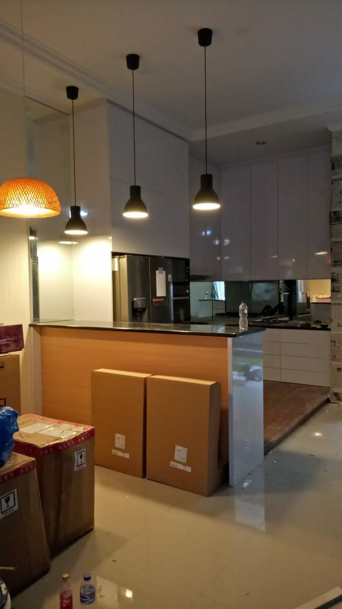 Jual Kitchen Set Untuk Dan Apartemen Kota Depok Desain Interior DIS