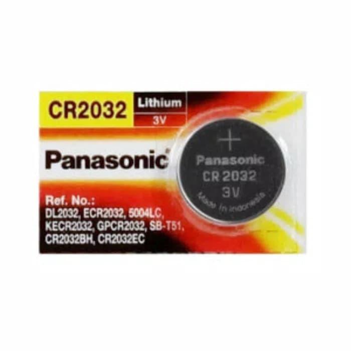 Foto Produk Baterai Panasonic CR2032 dari TriMedia Shop