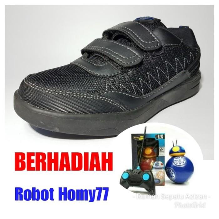 Jual TERMURAH Sepatu Sekolah Homyped EDISON ORI free Robot Homy77 ... 5667929d05