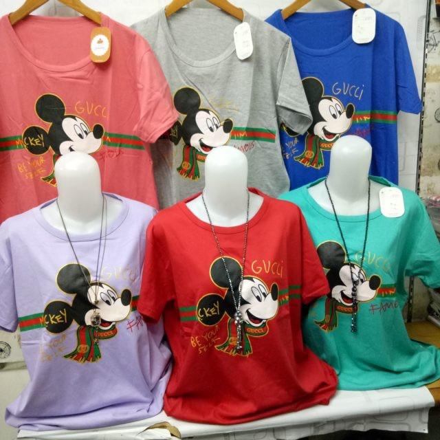 harga Kaos jumbo mickey syal xxxl oreenjy cupcake Tokopedia.com