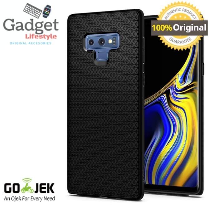 best service 7ce80 00430 Jual Case Samsung Galaxy Note 9 - Original Spigen Liquid Air Armor Casing -  DKI Jakarta - GadgetLifestyleShop   Tokopedia
