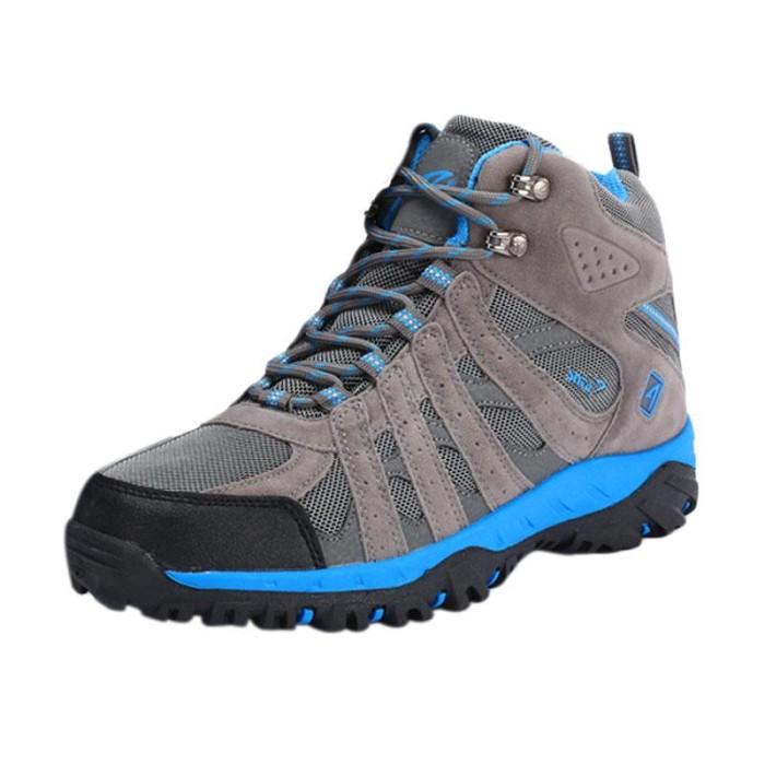 Update Harga Snta 476 Sepatu Gunung - Grey Blue (Ukuran   44 Warna ... 088078f1dd