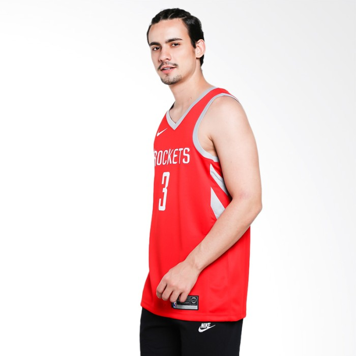 5bf83007f Jual NIKE Men Basketball Chris Paul Houston Rockets Jersey Road ...