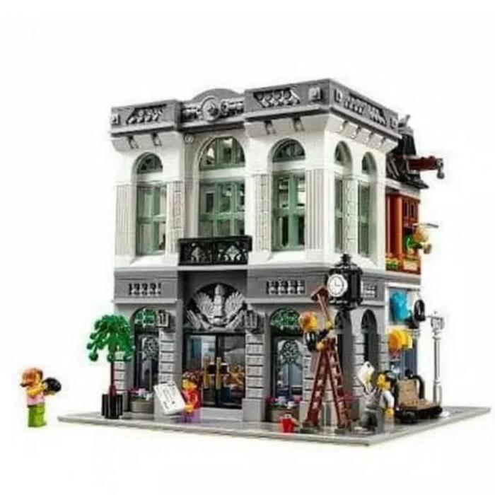 Jual Lego 10251 Creator Expert Brick Bank Modular Original Lego