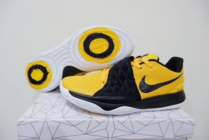 kyrie 4 low amarillo