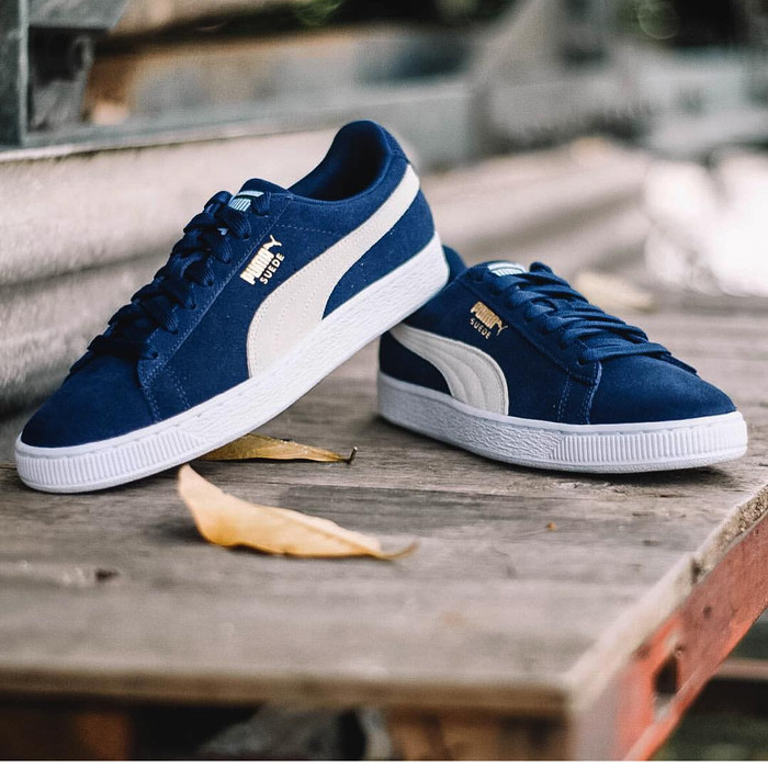 new style e3a5a 8ef57 Jual Puma Suede Classic