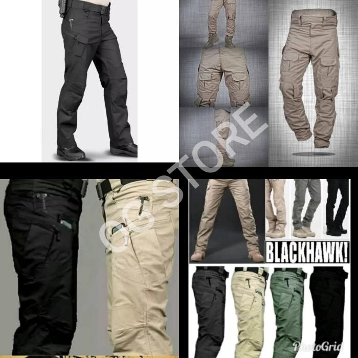 harga Celana panjang tactical blackhawk outdoor pdl polisi celana cargo Tokopedia.com