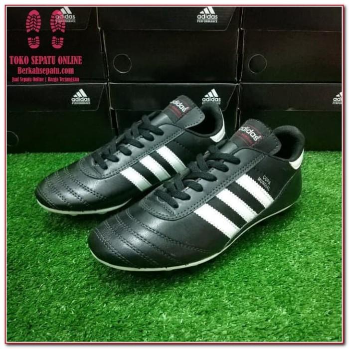 Super Promo! Sepatu Bola Adidas Copa Mundial Classic Hitam Kulit Murah a0b3577978