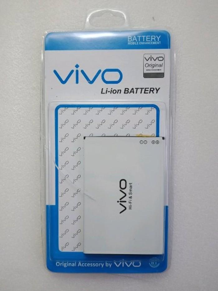 Foto Produk BATERAI BATTERY BATRE ORI 99% VIVO B-77 Y21 Y31 Y28 dari techno phone cikarang