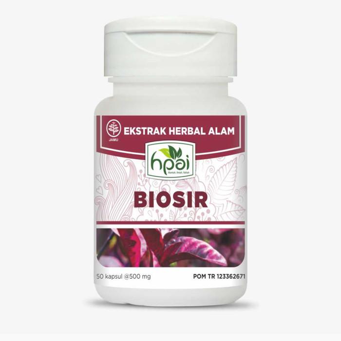 Foto Produk Biosir HPAI / Obat Wasir Herbal dari Herbal Sinergy