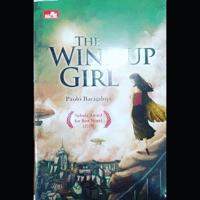 Jual The Wind Up Girl | Novel terjemahan winner nebula award - Kota  Surabaya - librumia | Tokopedia