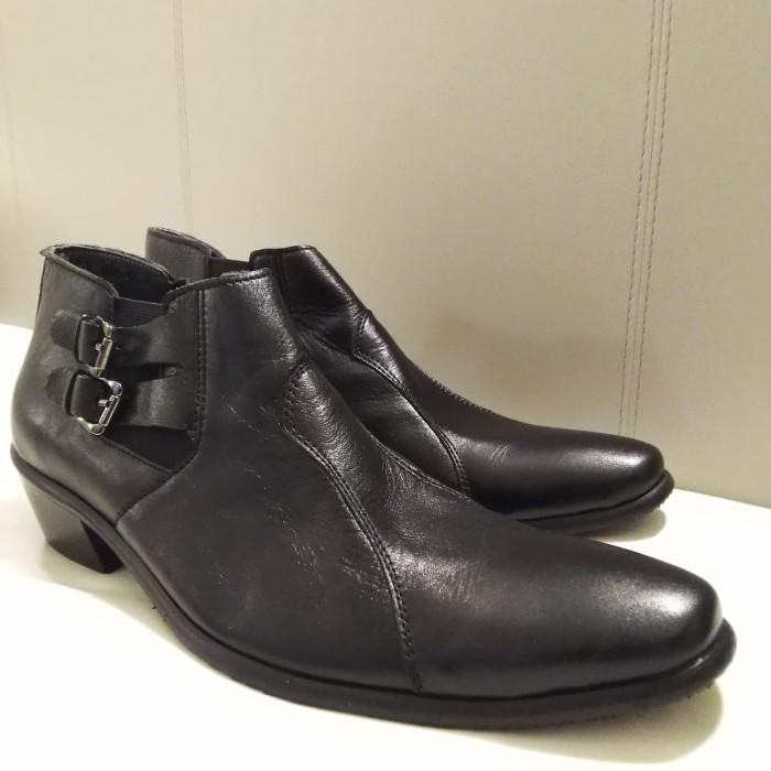 Jual Sepatu Kulit Buccheri Original Bukan Pedro Andrew Hush