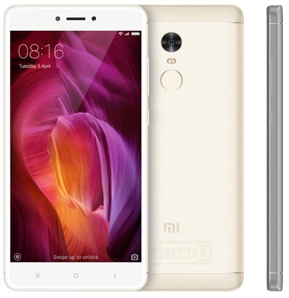 harga Xiaomi redmi note 4 lte ram 2gb rom 16gb gold Tokopedia.com
