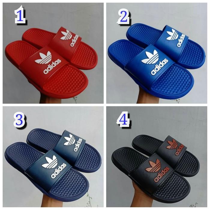 harga Sendal slop adidas import promo murah nike kickers geox fladeo reebok  Tokopedia.com f070072c35
