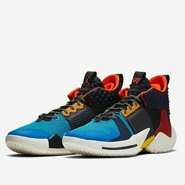 meilleures baskets c4f26 f0539 Jual SEPATU BASKET NIKE JORDAN WHY NOT ZERO.2 FUTURE HISTORY ORIGINAL -  Kota Bandung - origi_sneakers23 | Tokopedia