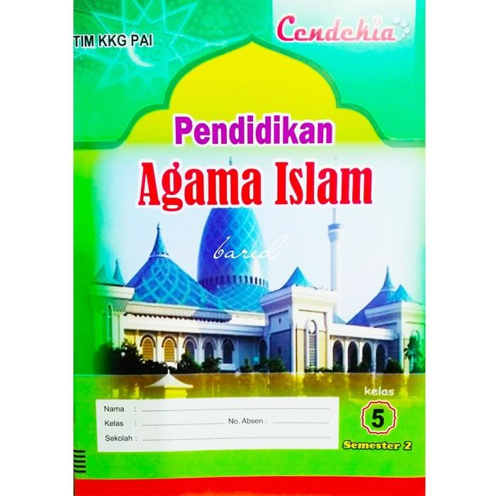 Download Buku Pendidikan Agama Islam K 13 Kelas 2 Semester 2 Revisi 2017