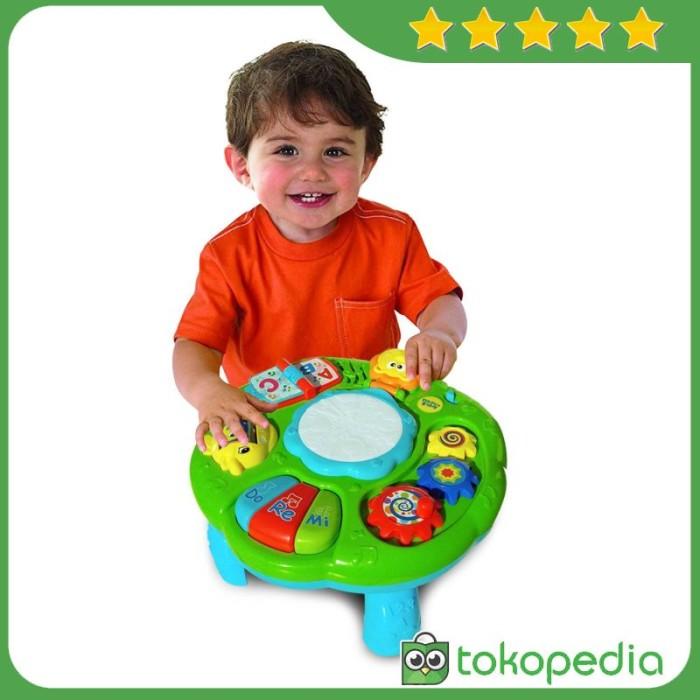 Ocean Toy Musical Learning Musik Table 2in1 - Biru-1088 -M212