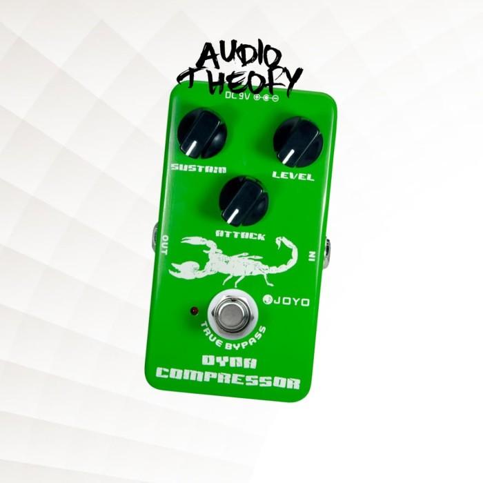 harga Joyo jf 10 dynamic compressor - stompbox effect / efek pedal original Tokopedia.com