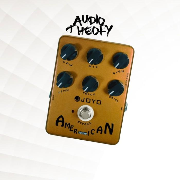 harga Joyo jf 14 american sound - stompbox effect / efek pedal original Tokopedia.com