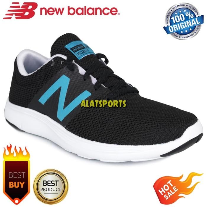 Jual Sepatu Sneaker Wanita New Balance KOZEv1 WKOZECB1 - Black ... c87d99295a
