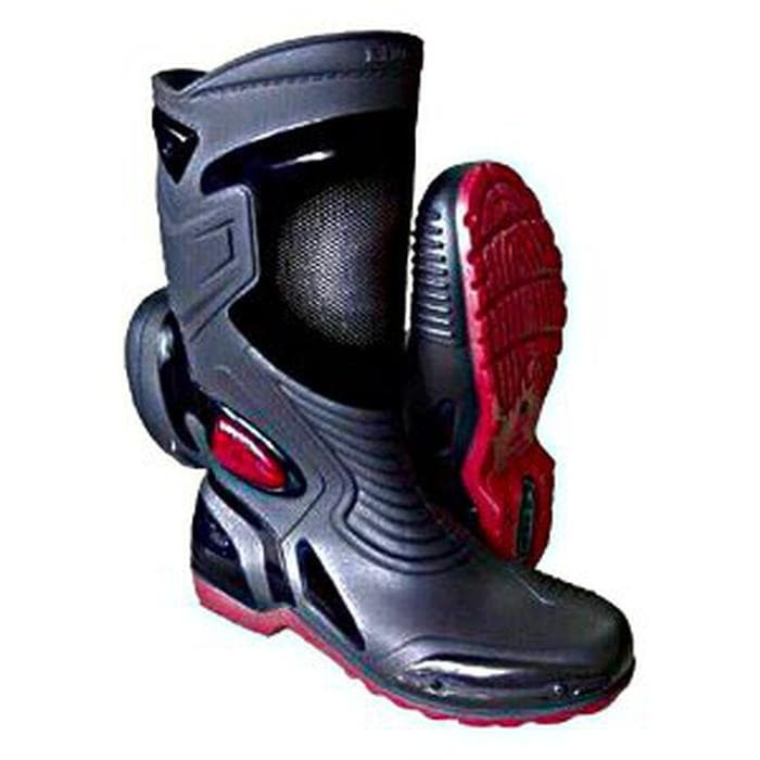 STOK TERBARU Sepatu AP Boots Moto 3 Solusi Keamanan Berken Berkualitas 03c5345503