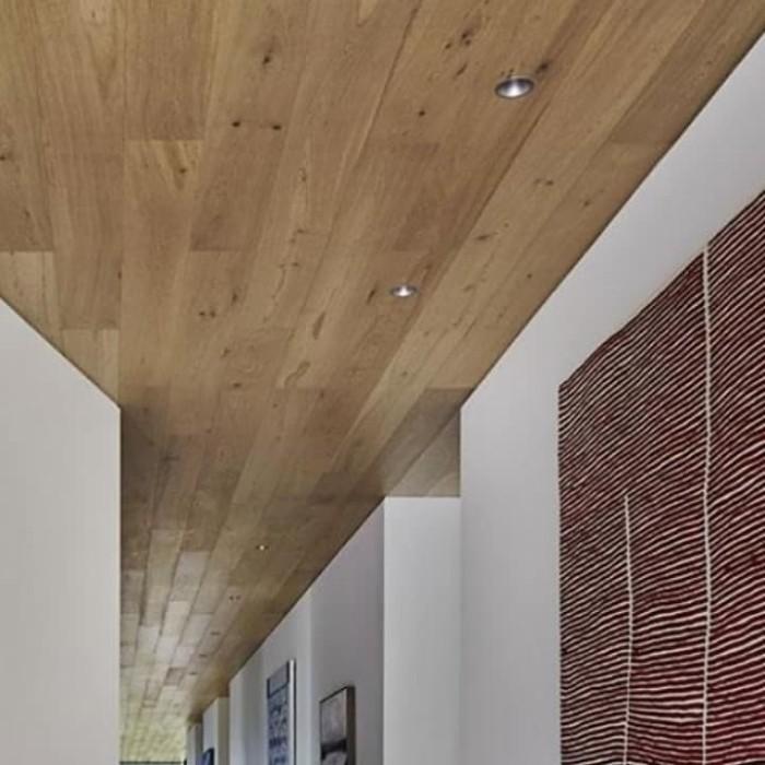 Jual Harga Atap Lambersering Plafon Kayu Oak Ceiling Murah