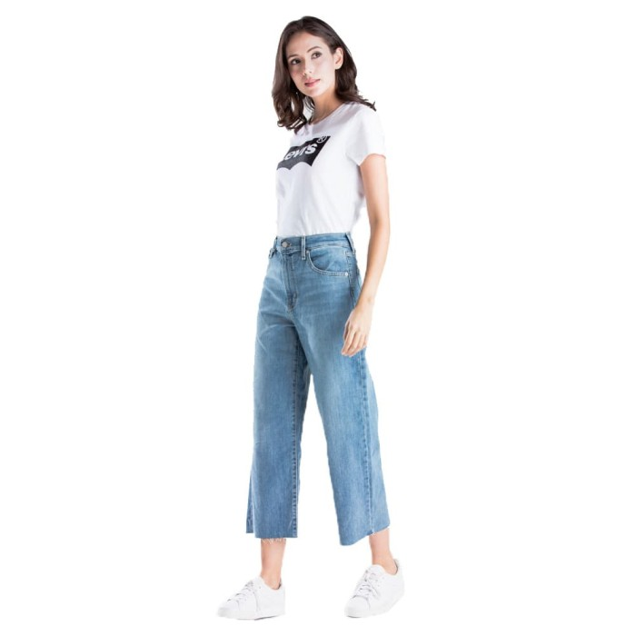 8620034ce1f8 Jual Levi s Mile High Wide Leg Walk The Walk 72970-0001 SIZE-26 ...