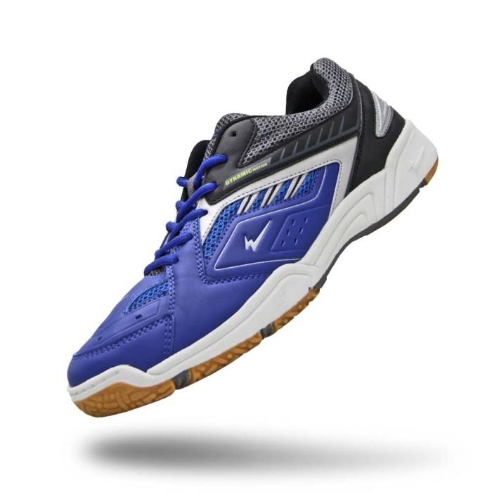 harga Sepatu eagle ranger – badminton shoes - biru hitam 40 Tokopedia.com