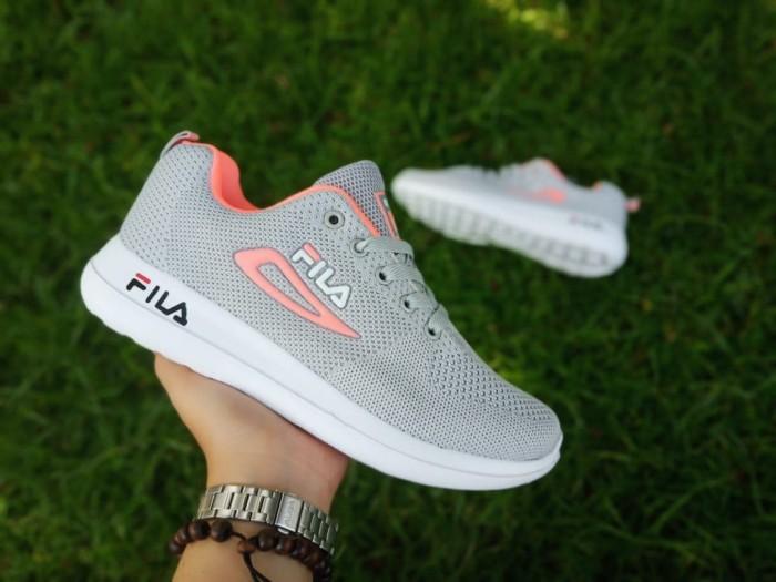dade38264aacf7 Sepatu Fila Impor - Sepatu Olahraga Wanita-Running-Jogging-Sport-FL31