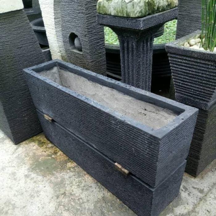 Jual Pot Panjang Minimalis Ukuran 1 Meter Kab Bogor Taman Indah Pesona Alam Tokopedia