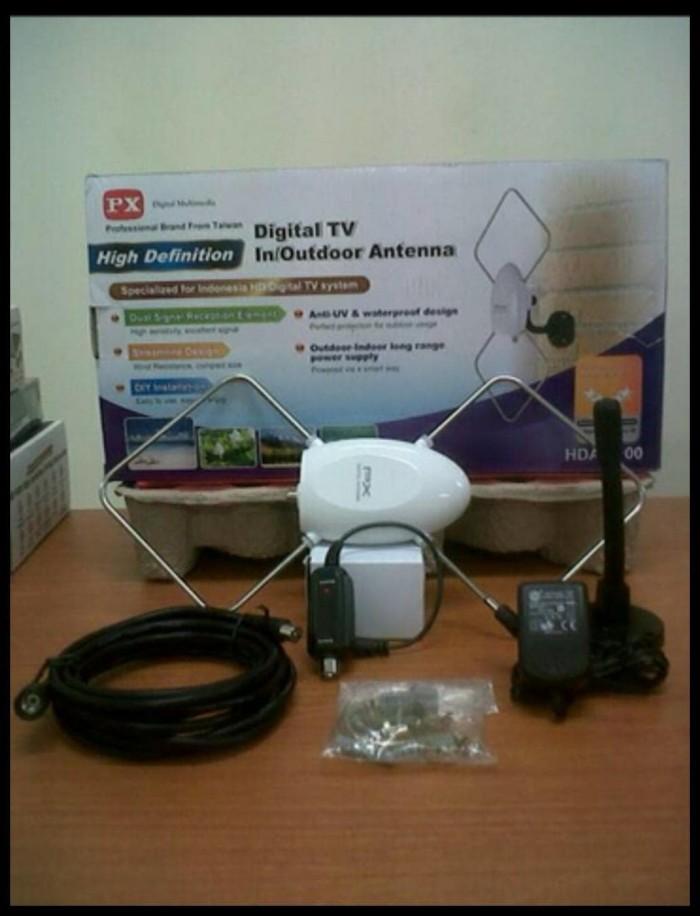 Jual Antena Tv Digital Dvb12 Indoor Outdoor Px Hda 5000 Jakarta Barat Toko Reva Cahya Tokopedia