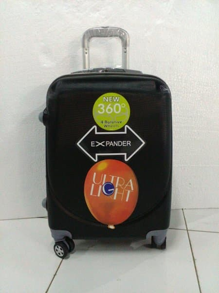 Jordan bag Tas koper polo bahan fiber polycarbonate