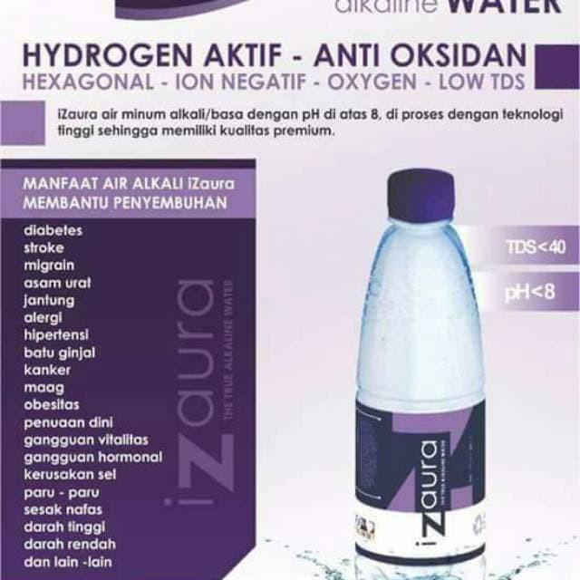 manfaat kangen water untuk diabetes mellitus